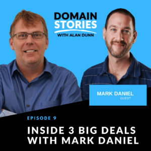 Alan Dunn and Mark Daniel talk about domain names