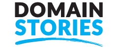 Domain Stories with Alan Dunn Logo